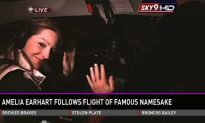 New Amelia Earhart: TV Anchor Wants to Re-create Flight