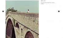 Jodi Rose, Australian Woman, 'Marries' Le Pont du Diable Bridge in France