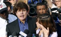Former Illinois Gov. Blagojevich Re-Sentenced to 14-Year Prison Term