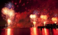 New Yorkers Celebrate Independence Day