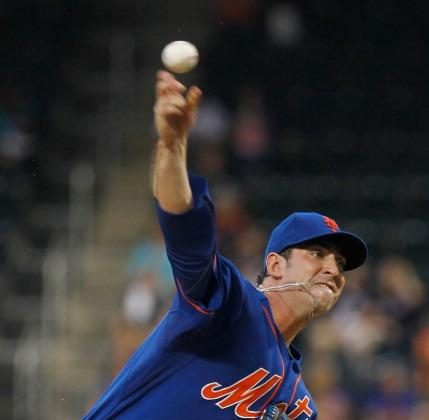 With a NL-best 147 strikeouts, New York Mets starting pitcher Matt Harvey is the most talked about pitcher in baseball. (Photo by Mike Stobe/Getty Images)