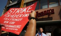 NY Political Leaders Embrace Bid for Minimum Wage Increase