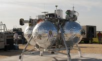 NASA Tests Rocket Type-Vehicle After Last One Exploded