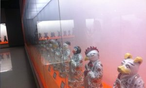 Chinese Museum Embarrassed Over Fake Relics