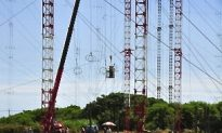 Taiwan Responds on Shortwave Tower Takedown