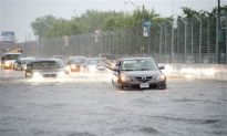 Toronto Thunderstorm: Flooding, 300,000 Without Power, GO Train Flooded