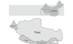 Conquering Tibet's Five Fingers