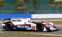 Muscle Milk Wins Fifth Consecutive ALMS Race, Viper Wins its First