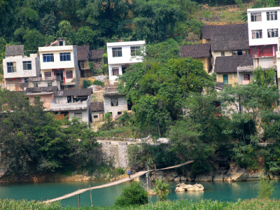 Tens of thousands of people both healthy and terminally ill have been rushing into Bama Yao Autonomous County in Guangxi Province—known as the Village of Longevity—to keep good health or prolong their life. (Epoch Times archive)
