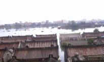 Southern China Hit by Massive Floods