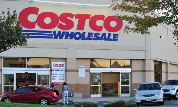 A stock Costco photo (Karen Bleier/AFP/Getty Images)