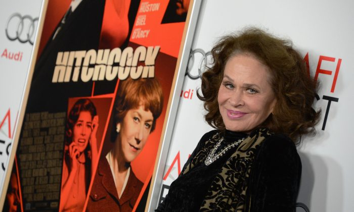 Actress Karen Black arrives for the world premiere of 'Hitchcock' at the AFI FEST 2012 presented by Audi, at Grauman's Chinese Theatre in Hollywood, California November 1, 2012. She died oN Thursday, August 8, 2013, her husband announced. (Robyn Beck/ AFP/Getty Images)