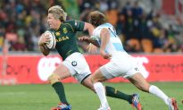 South Africans Unhappy With Unbeaten Springboks