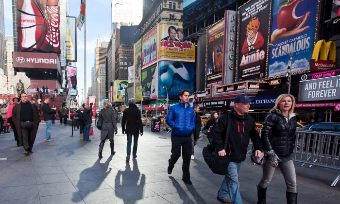 Broadway tickets go half off with Broadway Week, Sept. 2–15. (Epoch Times)
