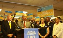 UFT Spends Over Half Million on Bill Thompson Campaign