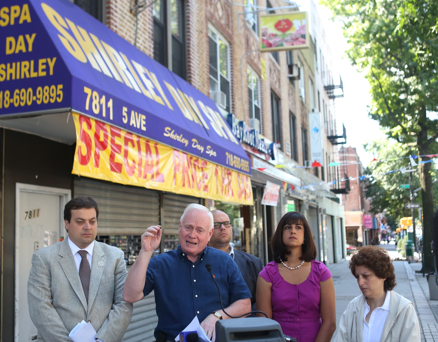 More Day Spas Suspected for Prostitution in Bay Ridge