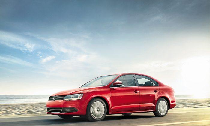 2013 Volkswagen Jetta (Courtesy of Volkswagen)