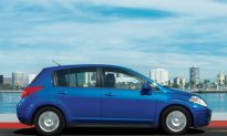 Amber Alert: Kidnapping Suspect James DiMaggio Driving Blue Nissan Versa