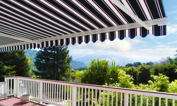 European Rolling Shutters (ERS) offer shutters that help keep heat in at night, and sun screens that block the harsh noon sun but still gave offer a scenic view. (ERS)