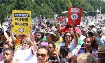 March on Washington 2013: 'Work Unfinished'