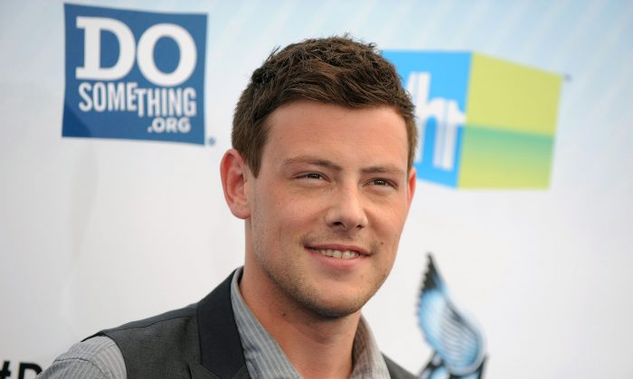 Actor Cory Monteith attends the 2012 Do Something awards in Santa Monica, Calif, Aug. 19, 2012. (Jordan Strauss/Invision/AP, File)