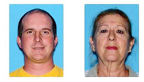 Juan Lovine (L) and his mother, Isabel Rego (R). (St. Cloud Police Department)