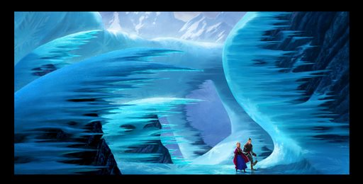"""This publicity photo released by Disney shows a scene from the animated film, """"Frozen."""" (AP Photo/Copyright Disney)"""
