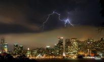 San Fran Lightning