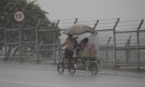 Typhoon Utor Heads for China After Slamming Philippines