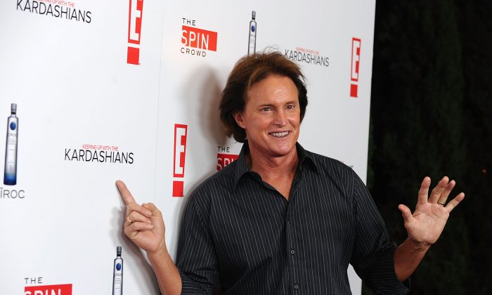 Television personality Bruce Jenner attends Comcast Entertainment Group's Party for 'Keeping Up With The Kardashians/The Spin Crowd Premiere at Trousdale in West Hollywood, Calif., on Aug. 19, 2010 (Alberto E. Rodriguez/Getty Images)
