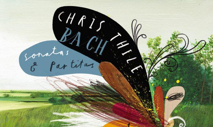 Chris Thile; Bach: Sonatas and Partitas Vol. 1 (Nonesuch)