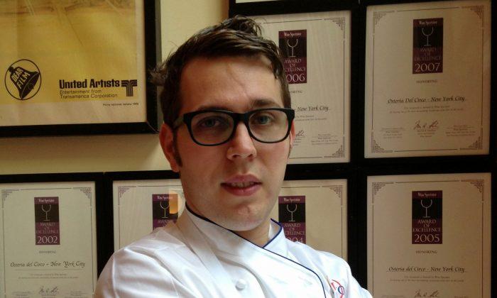 Chef Alfio Longo (Courtesy of Circo)
