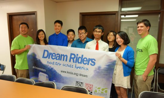 Dream Riders Cross the Country to Tell Stories