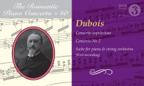 Album Review: Cédric Tiberghien, Andrew Manze and the BBC Scottish Symphony Orchestra – Dubois