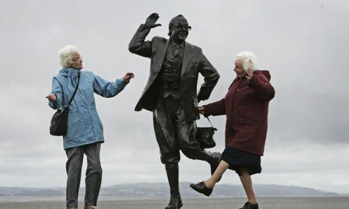 Dancing can help prevent post-retirement brain degradation. (Christopher Furlong/Getty Images)