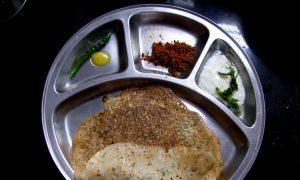 Inside India's Kitchen: Godhi Dose (Wheat Crepe)