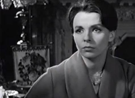 Julie Harris in 'The Haunting,' 1963. (Screenshot/YouTube)