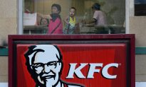 American Restaurant in China Spreads Propaganda Through Communist Hero