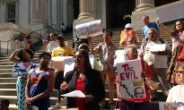 Protesters Underscore Need for School Librarians