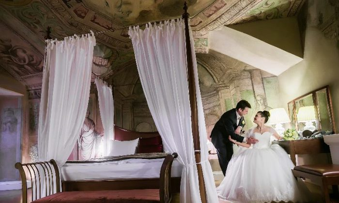 Or how would you like to spend a romantic Fall at Mamaison Pachtuv Palace, once Mozart's home in Prague?