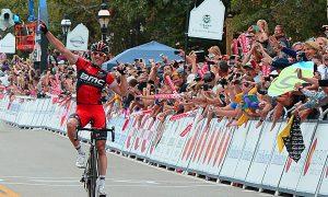 BMC's Mathias Frank Solos to Stage Win, Lachlan Morton Takes Yellow in USA Pro Challenge