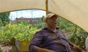 Brother Rashid Nuri, Mensch of Wheat Street Garden (+Video)