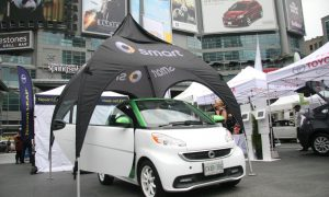 Electric Vehicles Rev up in Toronto