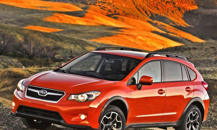 2013 Subaru XV Crosstrek (Courtesy of NetCarShow.com)