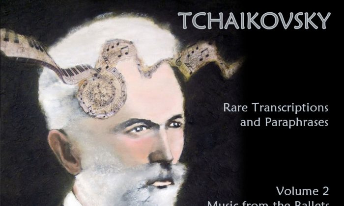 Tchaikovsky – Rare Transcriptions and Paraphrases Volume 2. Music from the Ballets. Anthony Goldstone Piano. (Divine Art)