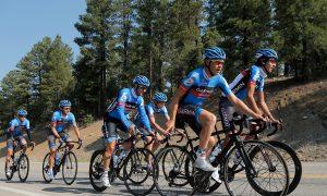 Garmin's Lachlan Morton Flies to a Solo Win in Tour of Utah Stage Three