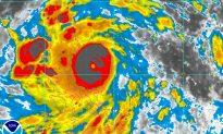 Typhoon Utor Bearing Down on Philippines