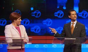 First Dems Mayoral Debate Focused on Weiner, Quinn