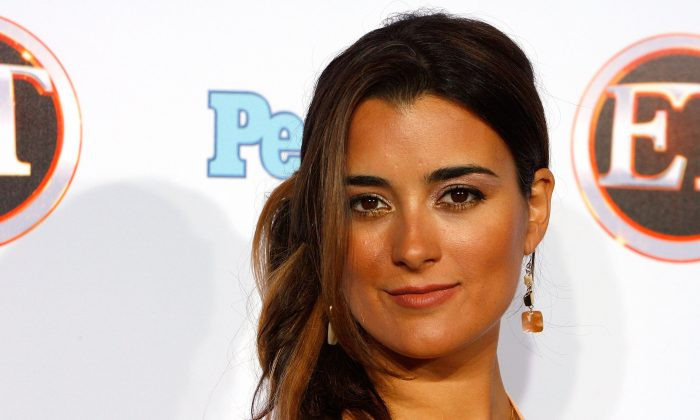 """Actress Cote de Pablo arrives at 11th Annual Entertainment Tonight Party in Los Angeles on Sept. 16, 2007. De Pablo announced in July she will leave the show """"NCIS,"""" prompting CBS to create a replacement character for the upcoming season. (Charley Gallay/Getty Images)"""