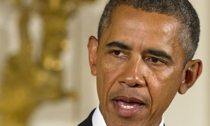President Barack Obama's administration rolled out the two executive orders on Thursday.  (AP Photo/Jacquelyn Martin)